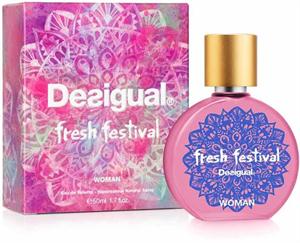 Desigual Fresh Festival Woman EDT