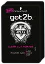 Got2b 4play Clean Cut Pomade Hajkrém