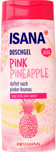 Isana Pink Pineapple Tusfürdő