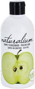 Naturalium Fruit Pleasure Green Apple Sampon és Kondicionáló