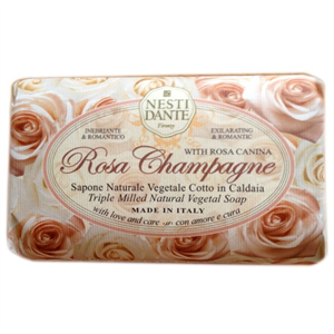 Nesti Dante Le Rose Rosa Champagne Szappan