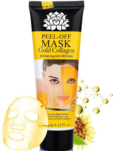 Gold Collagen Peel-Off Mask