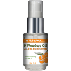 Piping Rock 9 Wonders Oil With Sea Buckthorn