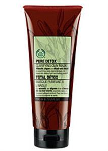 The Body Shop Pure Detox Refreshing Body Gel