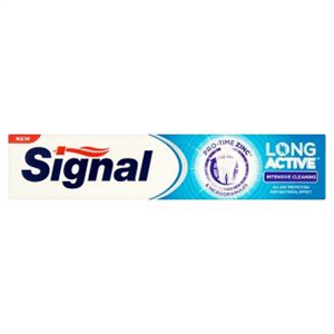 Signal Long Active Intensive Cleaning Fogkrém