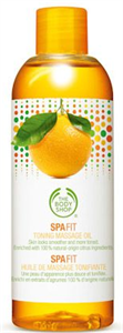 The Body Shop Spa Fit Toning Oil