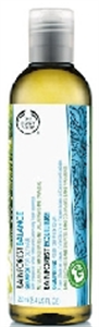 The Body Shop Rainforest Balance Sampon Zsíros Hajra