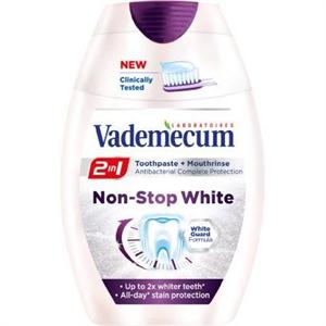 Vademecum 2in1 Non Stop White Fogkrém