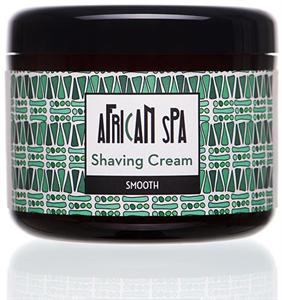 African Spa Shaving Cream - Smooth