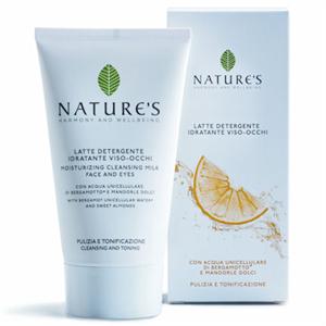 Nature's Arc és Szemhidratáló Tisztító Tej