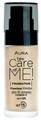 Aura Take Care Me Bőrhöz Igazodó Alapozó SPF15