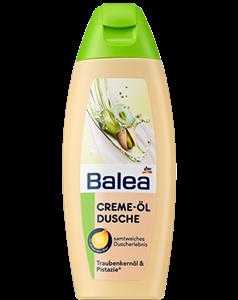 Balea Creme-Öl Dusche Szőlőmagolaj-Pisztácia