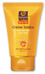 Soliten Sun Care Fényvédő Arckrém 30+