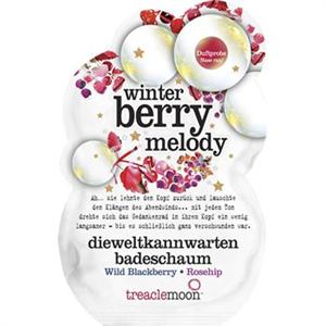 Treacle Moon Winter Berry Melody Habfürdő