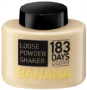 183 Days by Trend It Up Loose Powder Shaker - Banana