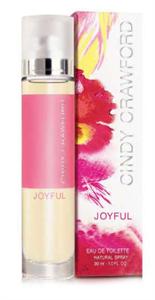 Cindy Crawford Joyful