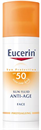 Eucerin Sun Anti-Age Napozó Krém FF50
