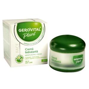 Gerovital Plant Hidratáló Krém