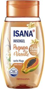 Isana Papaya-Vanília Tusfürdő
