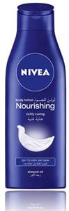 Nivea Rich Nourishing Body Lotion Dry To Very Dry Skin