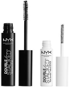 NYX Double Stacked Mascara Szempillaspirál