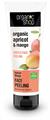 """Organic Shop Gyengéd Arcpeeling """"Barackos mangó"""""""