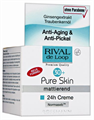 Rival de Loop Pure Skin 30+ Mattierend Anti-Aging & Anti-Pickel