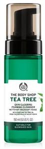 The Body Shop Teafaolajos Habzó Arctisztító