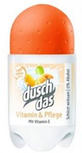 Duschdas Vitamin & Pflege Golyós Dezodor