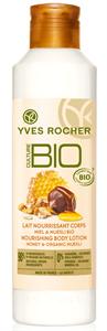 Yves Rocher Culture Bio Tápláló Mézes Testápoló
