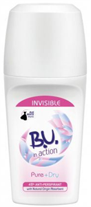 B.U. In Action Pure & Dry Roll-On