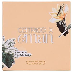Catrice X Eman Highlighter Palette