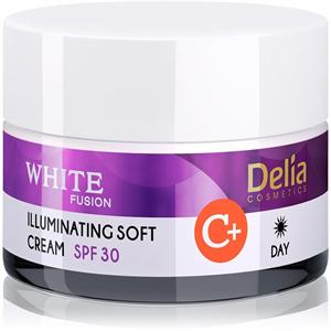 Delia Cosmetics White Fusion C+ Illuminating Soft Cream SPF30