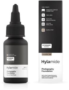 Hylamide Photography Foundation Golden Tan