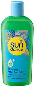 Sundance Aloe Vera After Sun Gel