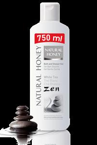 Natural Honey White Tea Zen Tusfürdő és Habfürdő