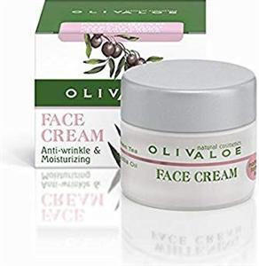 Olivaloe Anti-Wrinkle & Moisturizing Face Cream