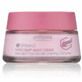 Oriflame Optimals Nutri Calm Éjszakai Krém