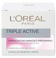 L'Oreal Paris Triple Active Nappali Hármas Hatású Hidratáló Krém Száraz és Érzékeny Bőrre