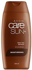 Avon Care Sun+ Barnulást Elősegítő Testápoló