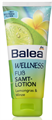 Balea Wellness Fuss Lotion Grapefruit & Minze