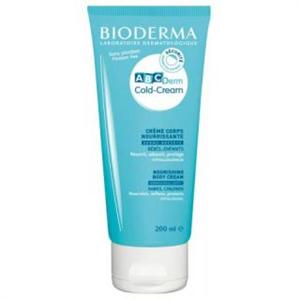Bioderma Abc Derm Cold Ápoló Krém