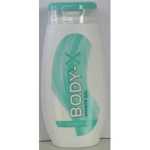Body-X Sensitive Női Tusfürdő