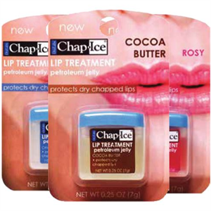 Chap Ice Lip Treatment Petroleum Jelly
