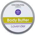 Coconutoil Cosmetics Levendulás Testvaj