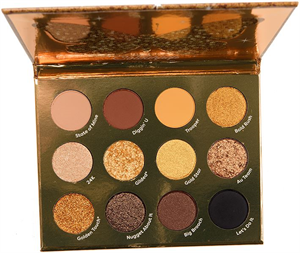 ColourPop Good As Gold Eyeshadow Palette