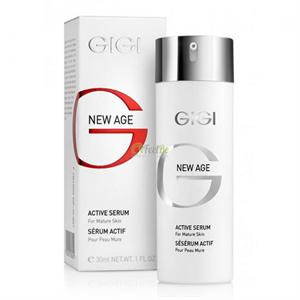 Gigi Cosmetic Laboratories New Age Active Serum