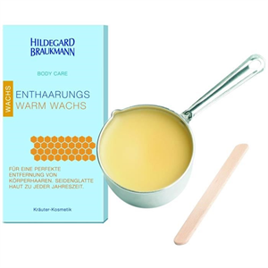 Hildegard Braukmann Body Care Enthaarungs Warm Wachs