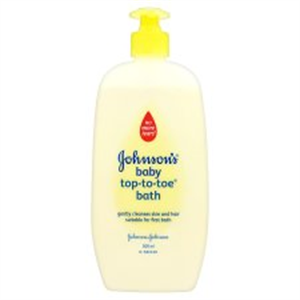 Johnson's Baby Top-to-Toe Bath