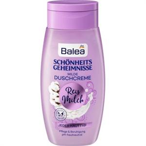 Balea Schönheitsgeheimnisse Reismilch Nyugtató Tusfürdő